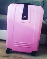 Walizka podróżna XL Różowa NOWA !!