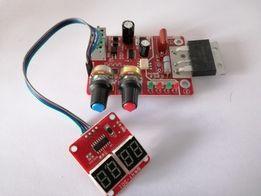 Новый таймер контроллер (плата) точечная сварка на 100А и 40А