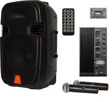 Активная колонка с аккумулятором Clarity MAX 12-15 Mobil sistem