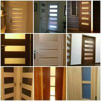 Drzwi do starych futryn + Montaż.Pokojowe i Wejściowe do Mieszkań