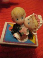 на подарок сувенир статуэтка жених и невеста фигурка свадьба европа