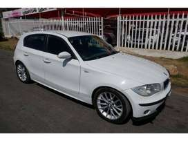 2007 BMW 1 Series 118i 5-Door Exclusive
