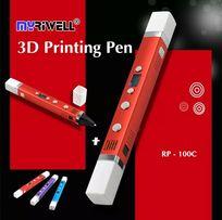 Оригинал Myriwell-3 RP100C Гарантия12 Подарок майривел 3д ручка 3D pen
