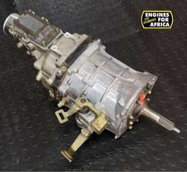 Toyota Quantum 2.7L 5Speed Manual Gearbox New For Sale.