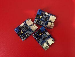 модуль mp3, USB, MicroSD