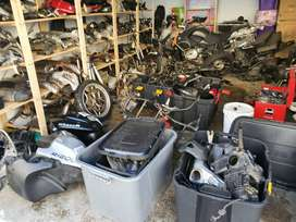 BMW GS used parts for sale