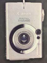 Canon IXUS 430 фотоапарат