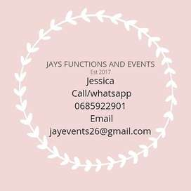 Jays Functions And Events