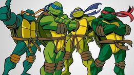 Черепашки ниндзя Все сезоны на dvd Turtles ніндзя