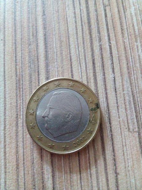 Монета 1 euro Бельгия Киев - изображение 2