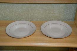 тарелки China и Japan