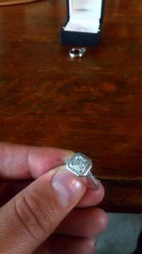 Wedding and engagement rings 0