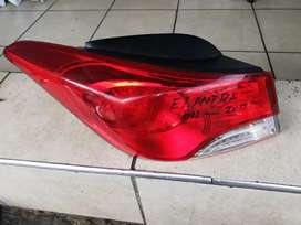 Hyundai Elantra Tail light left side Available for sale