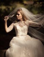 Piękna suknia ślubna Siboney