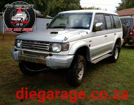 Mitsubishi Pajero 92-98 stripping for spares