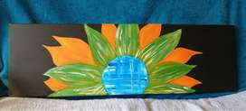 Paintings, crafts, dream catchers and room decor and painting