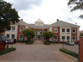Well maintained office space in a clean and secure