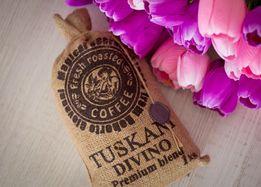 Вкуснейший кофе в зернах по низкой цене! TUSKANI DIVINO зернова кава