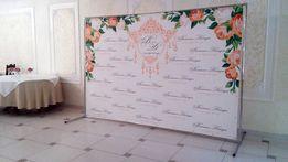 Пресс вол, press wall, фотозона, баннер, аренда