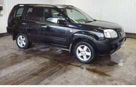 Stripping for spares Nissan xtrail