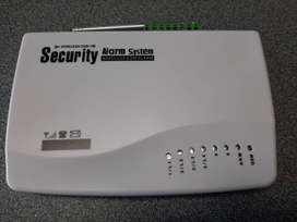 GSM Wireless Smart Security Alarm System