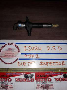 Isuzu 2.5D  4JK1 Diesel Injector For Sale
