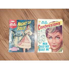 All in pictures confessions Library