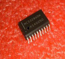 Микроcхема MC33286DW заднего дворника BMW X5