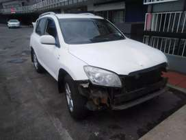 Toyota rav4 d4d unfinished project