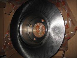 Диск тормозной передний Ваз 2101-2107 ,08,09,2110,2112,ЛАНОС СЕНС