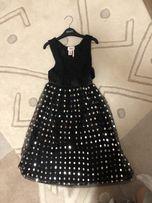 Нарядное платье на 5-8 лет