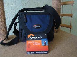 Сумка для фотоаппарата видеокамеры Lowepro Nova 1AW