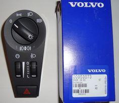 Пульт управления освещением Вольво FH, FM - 20953573