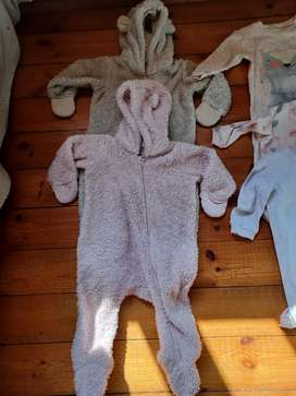 Winter baby clothes 6-12 months