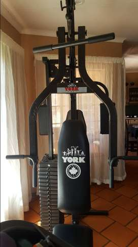 York Home gym set