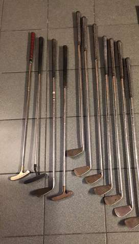 Swilken St. Andrews set of 11 golf clubs