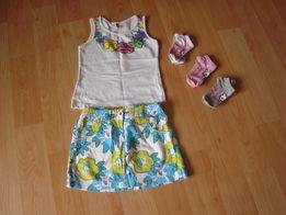 ubranka dziewczęce rozm 116