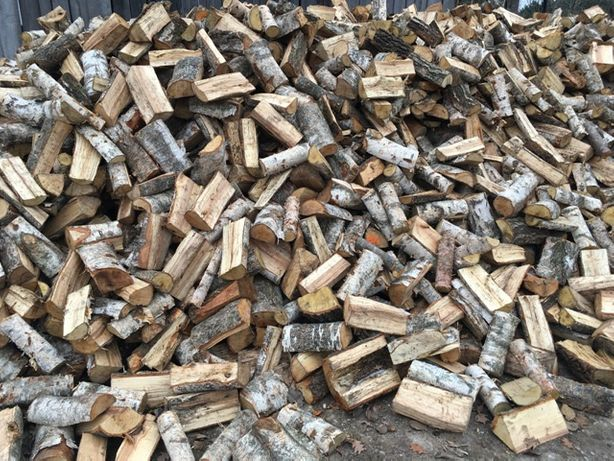 Drewno kominkowe opałowe Węgrów - image 3