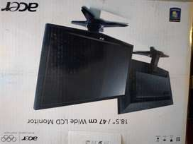 Acer 18.5 inch Wide LCD Monitor
