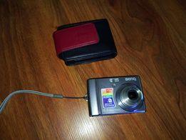 aparat fotograficzny BenQ DCC1035 +2x etui