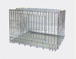 Клетка для собак Волк Вовк 1 Новая со склада