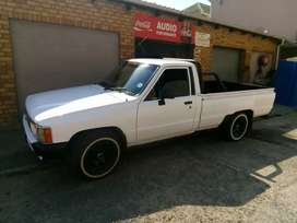 2.4 diesel bakkie in a good condition, engine redone (proof available)