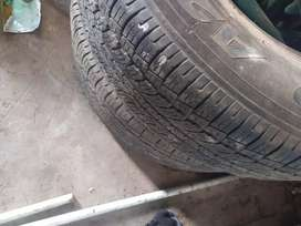 ,255 / 70 R16 tryes