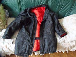 Куртка пуховик большая