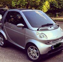 Продам Smart Cabrio 0,6 Turbo 2001 г.