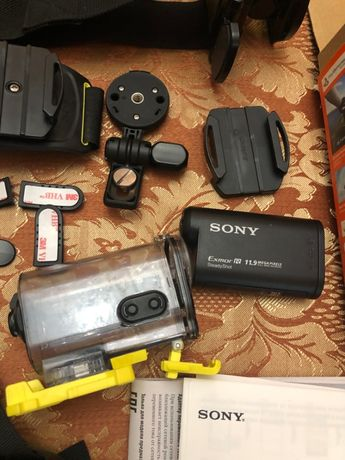 Екшен камера Sony HDR-AS30V Полтава - изображение 2