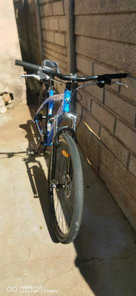 Cyclone large mountain bike