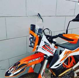 Ktm 690 R enduro rally (kit)