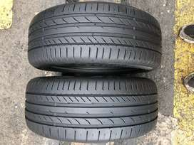 225 50 R17 Continental Run Flat Tyres (With 90% Thread Life)