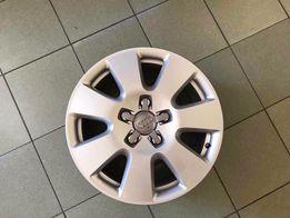 Комплект оригинальных дисков (R18) на AUDI Q7